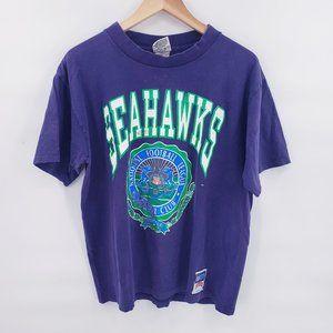 Vintage Nutmeg Seattle Seahawks NFL T-Shirt